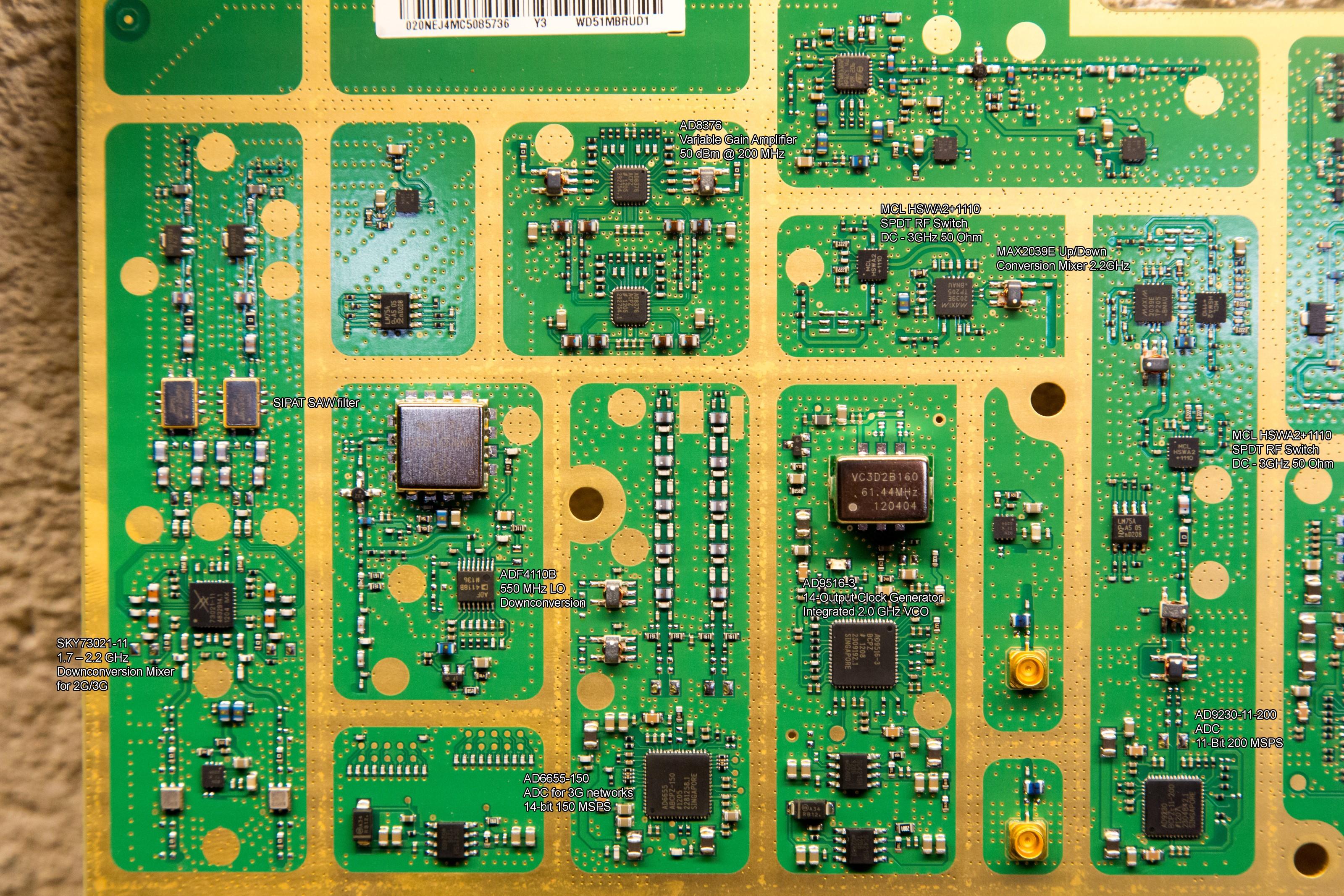 Huawei Rru3908 Base Station Circuit Analysis Part 2 Of Kaizer Gs6a4798 Text