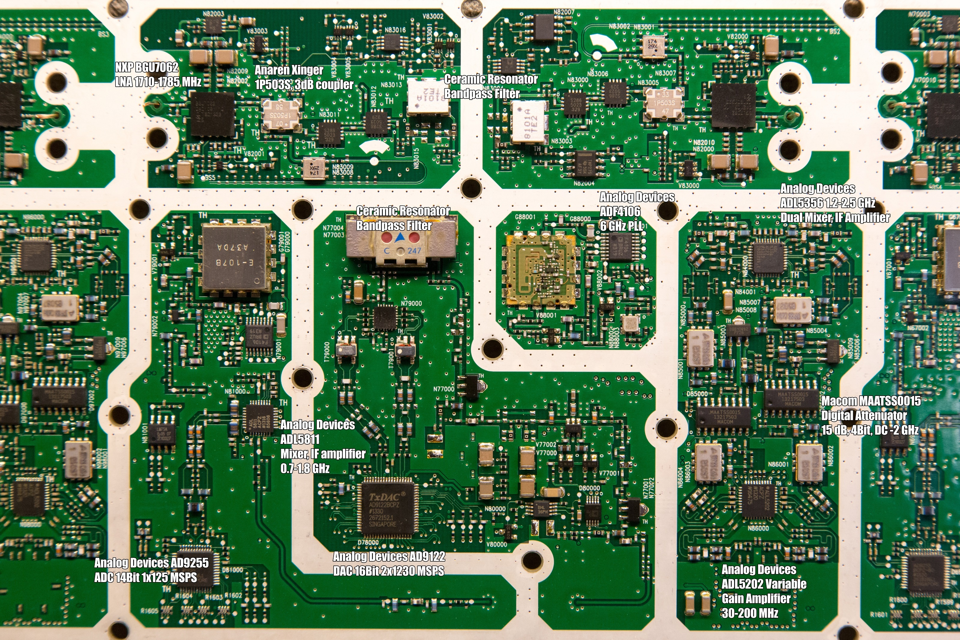 Nokia Siemens Networks Flexi FXEB base station amplifier