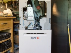 AGFA ADC 5155 X-RAY Scanner
