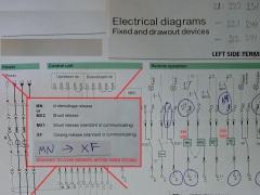 merlin gerin masterpact M16N1 schematic