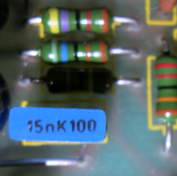 15nK100 capacitor