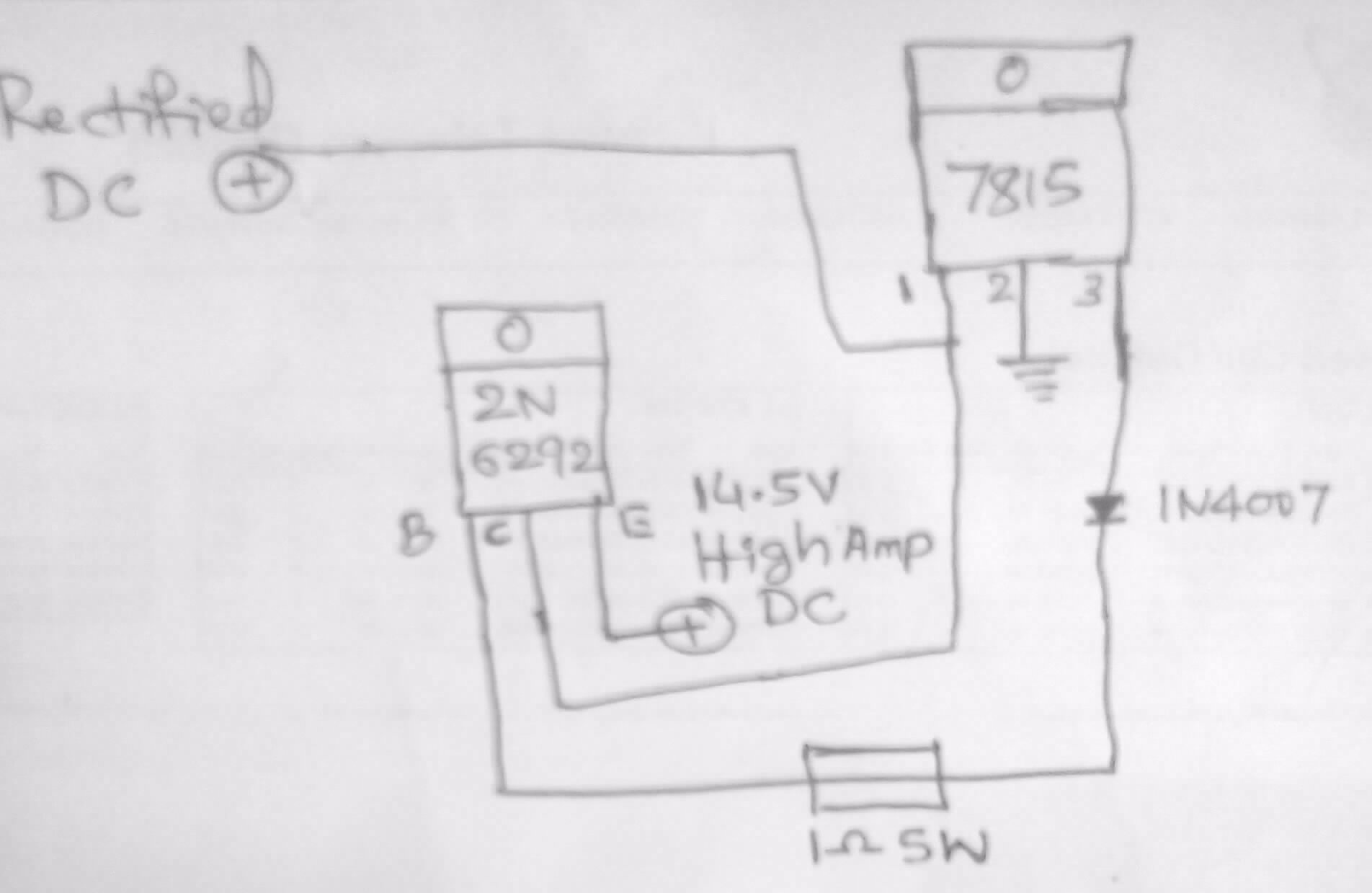 Transistor Base Resistor Calculator Kaizer Power Electronics Relay Circuit Using Bc547 Mads Barnkob Says