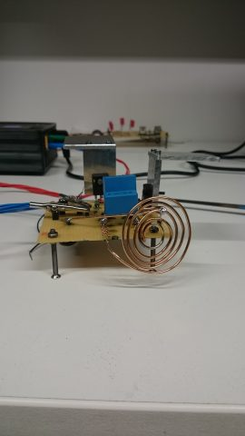 wireless energy coil