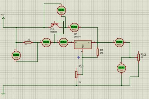 Transistor base resistor calculator