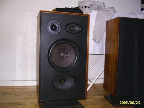 isophon bs35 speakers