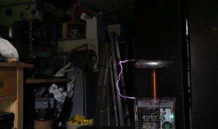 Doom 2 - Readme, on a Musical Tesla Coil