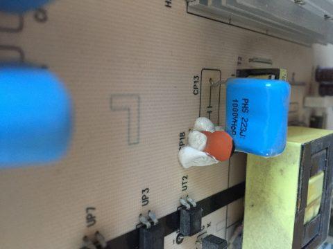 PHS 223J 1000V blue capacitor