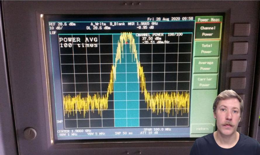 Nokia Siemens Flexi 3x70W FXEA 1800MHz Power Amplifier Reverse Engineering (Part 3 of 3)
