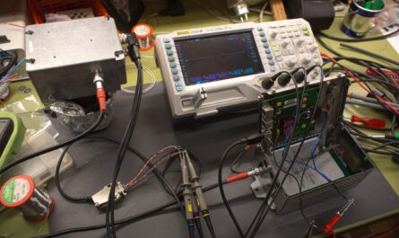 PMT particle detection