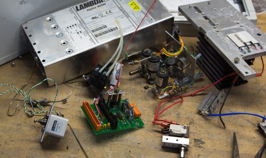 Agilent Markes UNITY Thermal Desorber Teardown – Gas Chromatography