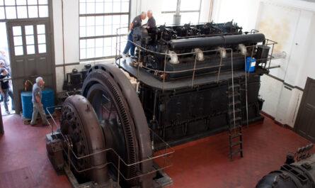 Trige diesel generator