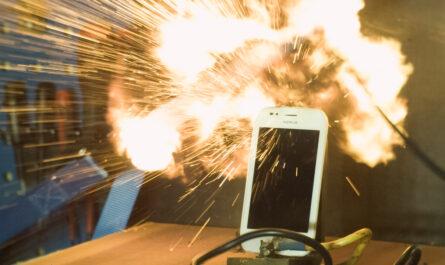 nokia 710 explodes