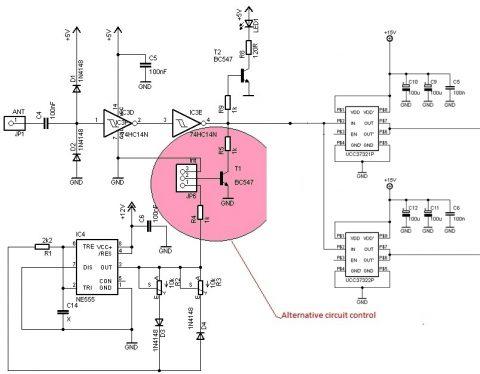 tesla coil sstc driver