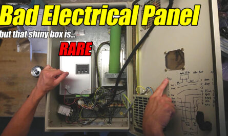 bad electrical panel