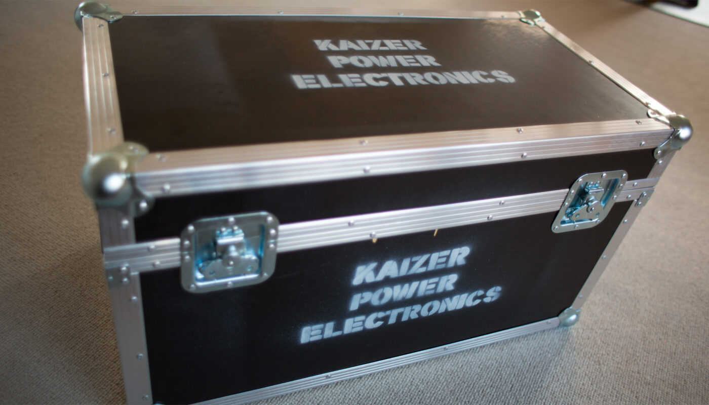 how to make a flight case