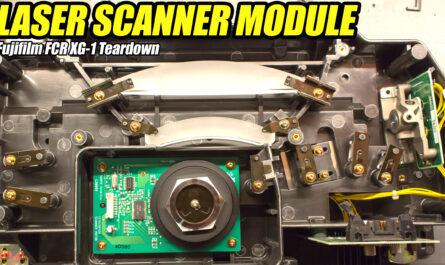 fujifilm laser module