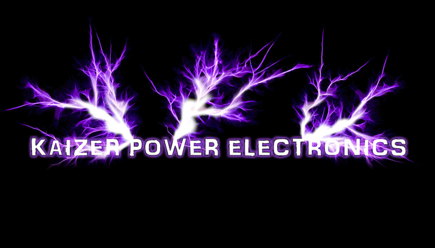 Kaizer Power Electronics logo